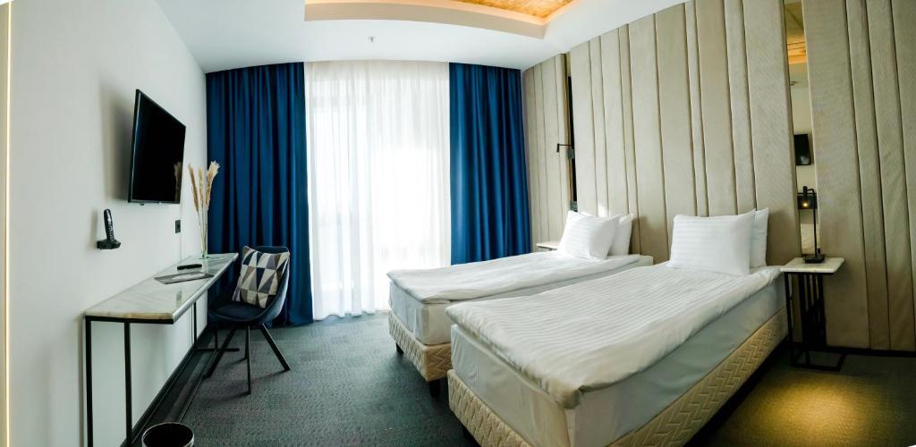 Union Plaza Hotel - Superio Twin Room