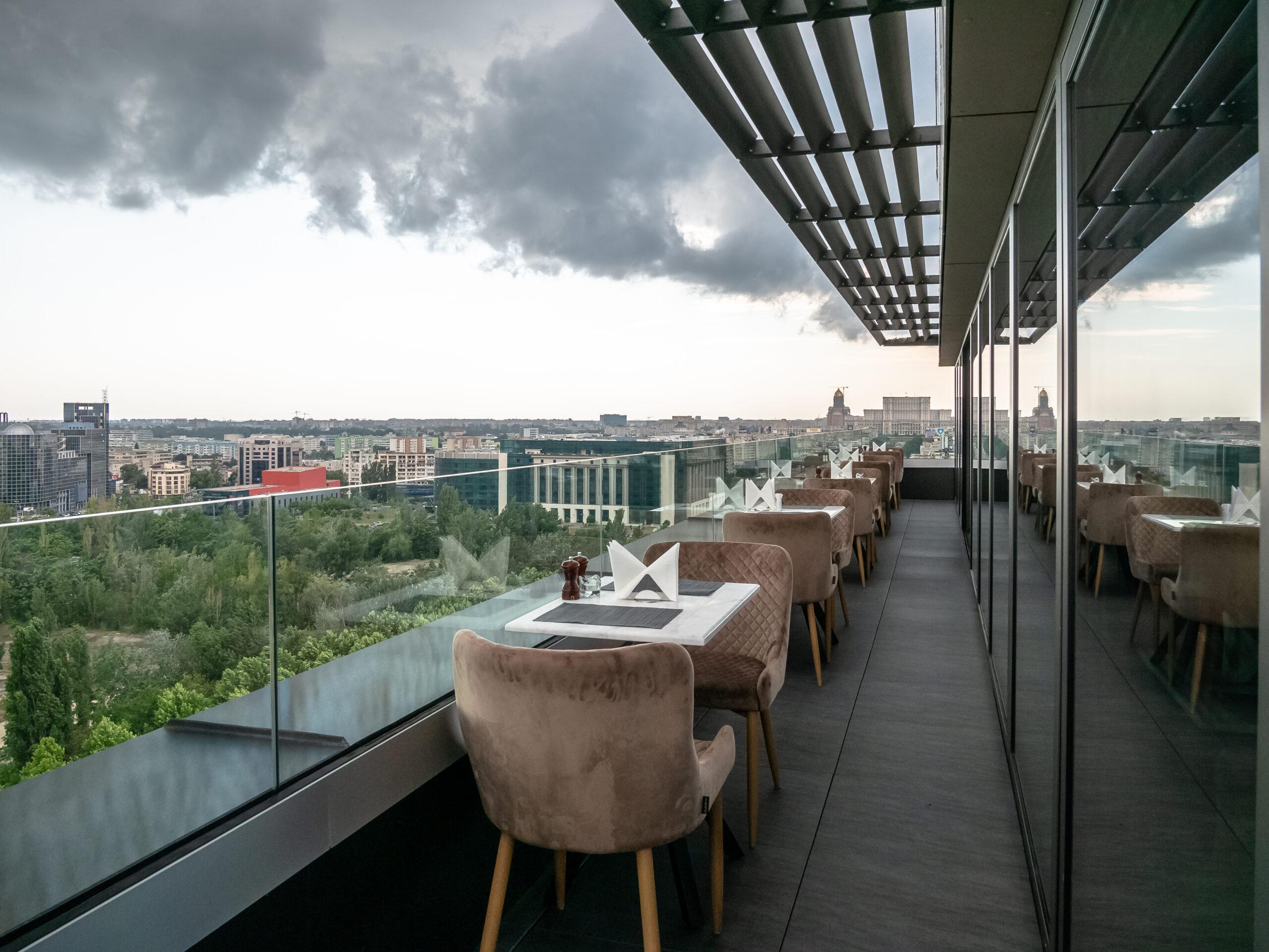 Ametist Sky Bar - Union Plaza